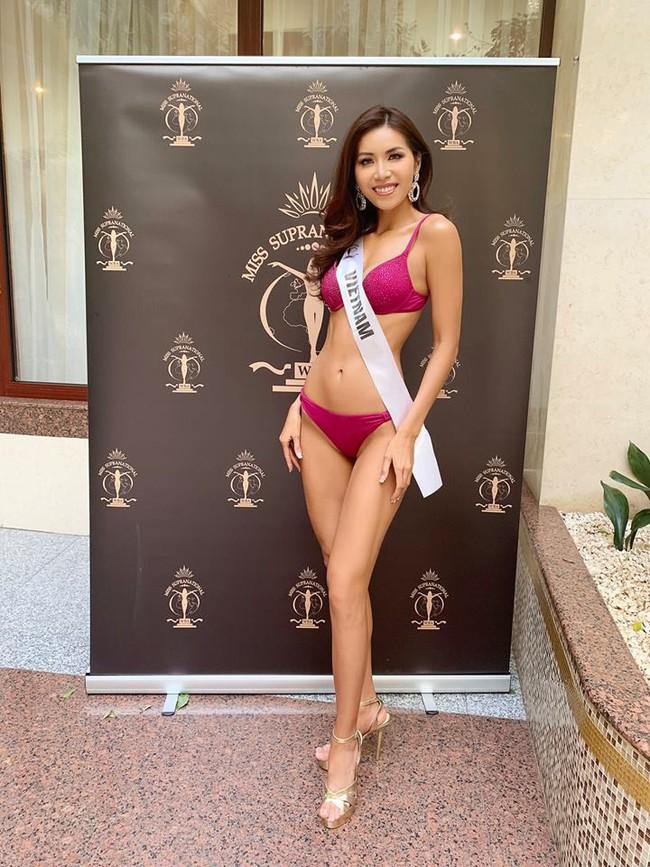 Nhìn Minh Tú diện bikini khoe dáng lại khiến chúng ta nhớ đến hình ảnh của Phạm Hương thuở nào - Ảnh 7.