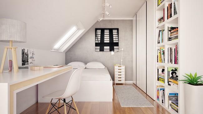 Như ở trong giấc mơ với 20 phòng ngủ trên tầng áp mái vô cùng xinh đẹp - Ảnh 9.