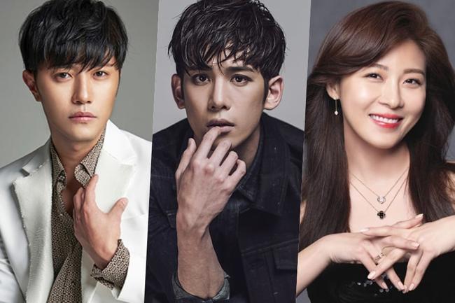 Sau Ha Ji Won, Jin Goo nối bước rút khỏi đoàn phim Prometheus - Ảnh 3.