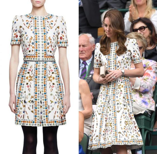 Sửa đồ đỉnh cao như Công nương Kate: biến đồ hiệu sexy thành đạt chuẩn Hoàng gia, có bộ sửa xong còn đẹp hơn bản gốc - Ảnh 9.