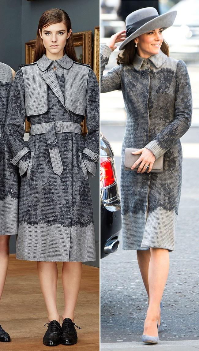 Sửa đồ đỉnh cao như Công nương Kate: biến đồ hiệu sexy thành đạt chuẩn Hoàng gia, có bộ sửa xong còn đẹp hơn bản gốc - Ảnh 10.