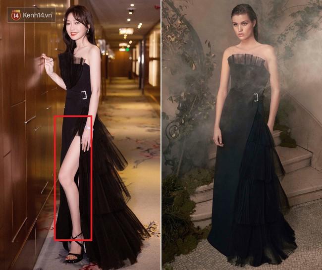 """Khi xưa toàn khâu trang phục cho bớt sexy, giờ Tần Lam chẳng ngại """"xé váy"""" khoe chân nuột nà - Ảnh 3."""
