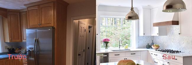 19 sự thay đổi nội thất giúp ngôi nhà bước lên một tầm cao mới - Ảnh 10.