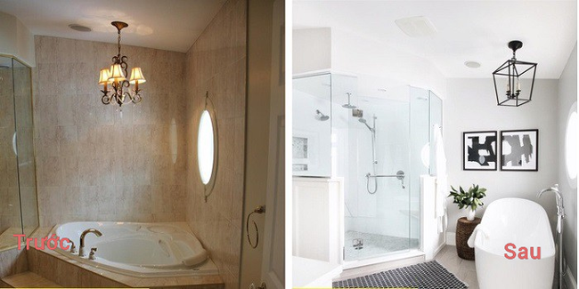 19 sự thay đổi nội thất giúp ngôi nhà bước lên một tầm cao mới - Ảnh 14.