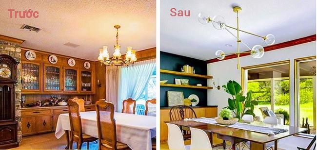 19 sự thay đổi nội thất giúp ngôi nhà bước lên một tầm cao mới - Ảnh 5.