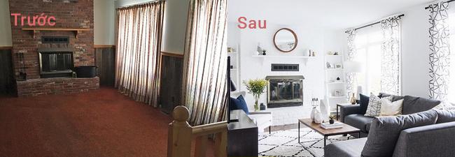 19 sự thay đổi nội thất giúp ngôi nhà bước lên một tầm cao mới - Ảnh 6.