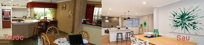 19 sự thay đổi nội thất giúp ngôi nhà bước lên một tầm cao mới - Ảnh 8.