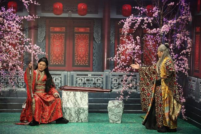Sau khi cưới Nhã Phương, Trường Giang từ chối đóng vai ôm ấp các người đẹp showbiz  - Ảnh 7.