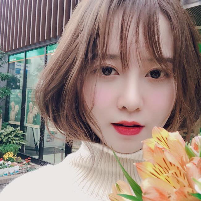Đã 33 tuổi mà nhìn vẫn như đôi mươi, bí kíp của Goo Hye Sun chính là combo 3 bước makeup này - Ảnh 1.