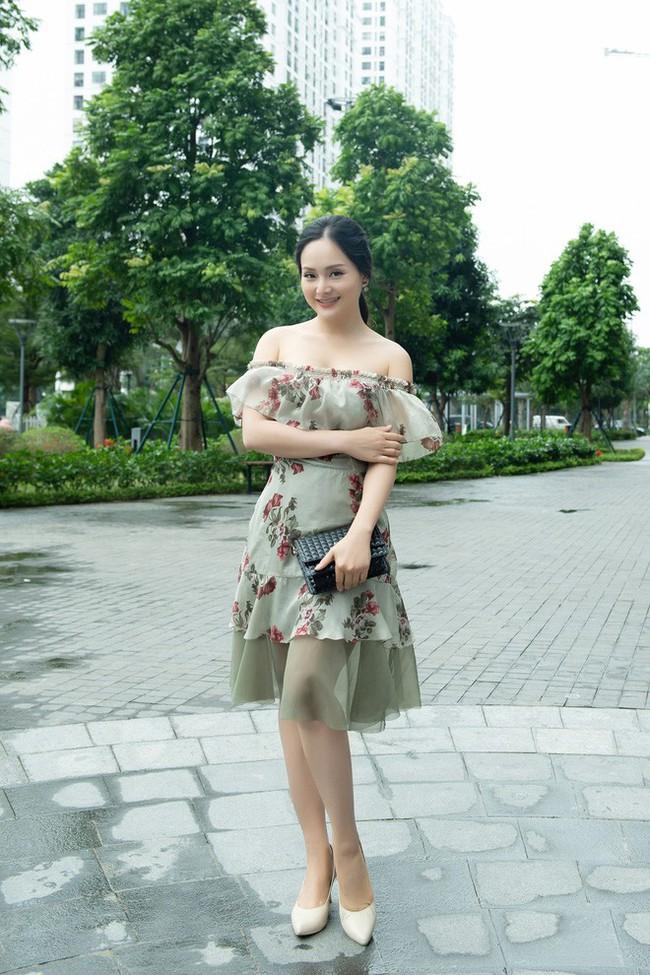 Cách đánh bay 15 kg sau sinh của diễn viên Lan Phương đơn giản đến không ngờ, mẹ bận rộn cũng có thể học theo - Ảnh 1.