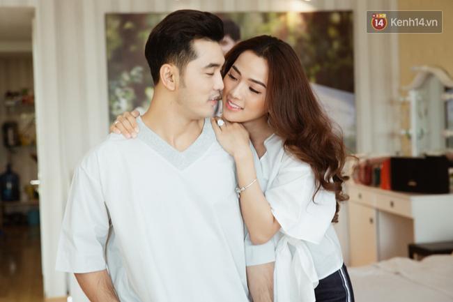 Ưng Hoàng Phúc - Kim Cương: Câu chuyện đẹp về cuộc hôn nhân 6 năm, vượt rào cản con chung, con riêng đến đám cưới - Ảnh 1.