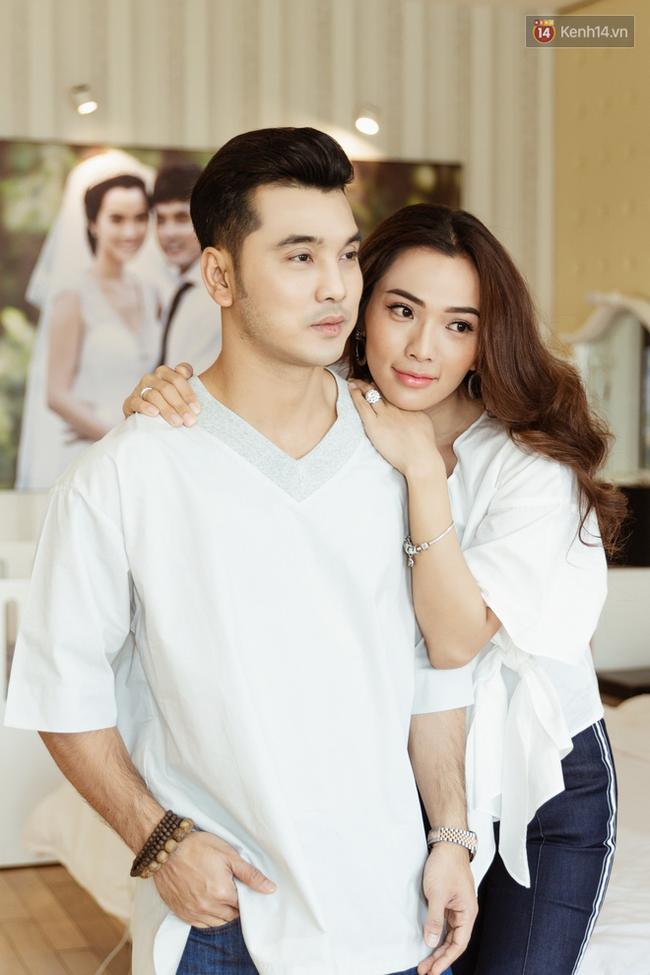 Ưng Hoàng Phúc - Kim Cương: Câu chuyện đẹp về cuộc hôn nhân 6 năm, vượt rào cản con chung, con riêng đến đám cưới - Ảnh 11.