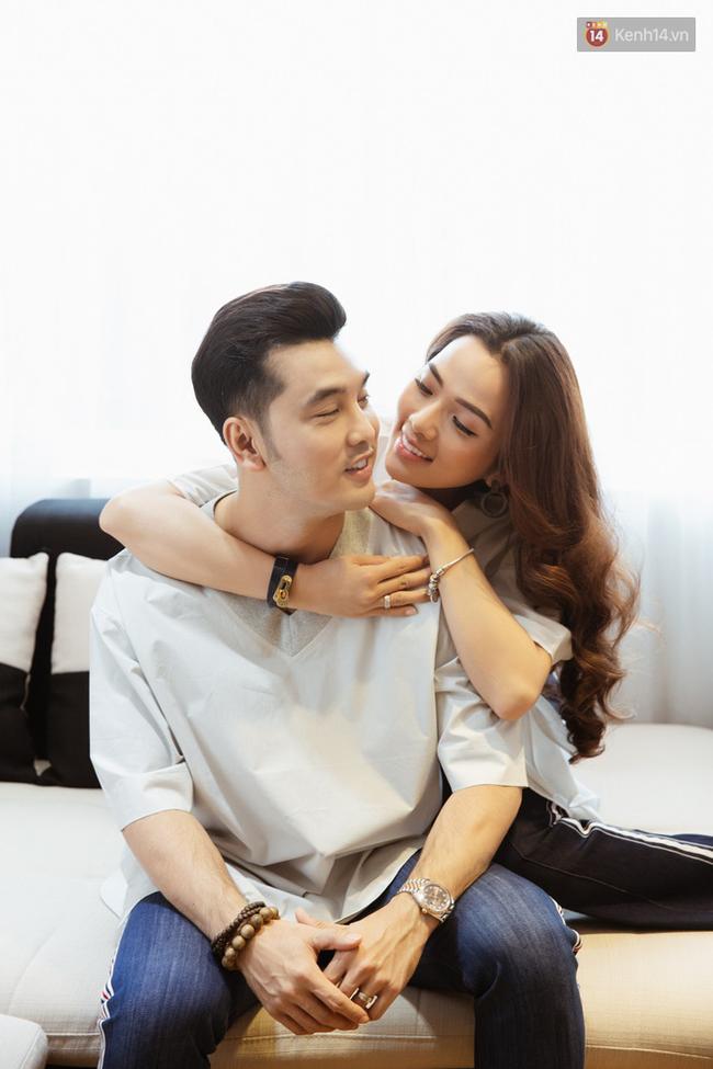 Ưng Hoàng Phúc - Kim Cương: Câu chuyện đẹp về cuộc hôn nhân 6 năm, vượt rào cản con chung, con riêng đến đám cưới - Ảnh 3.