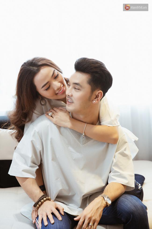 Ưng Hoàng Phúc - Kim Cương: Câu chuyện đẹp về cuộc hôn nhân 6 năm, vượt rào cản con chung, con riêng đến đám cưới - Ảnh 4.