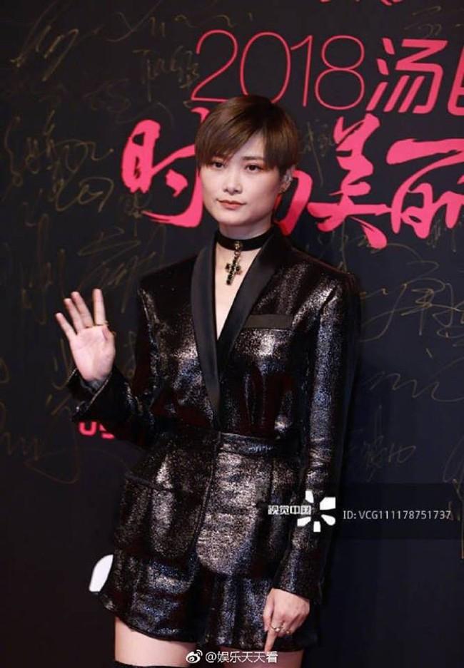 Chùm ảnh không photoshop: Dương Mịch lộ nếp nhăn, Park Min Young - Tần Lam có đẹp như tưởng tượng? - Ảnh 5.
