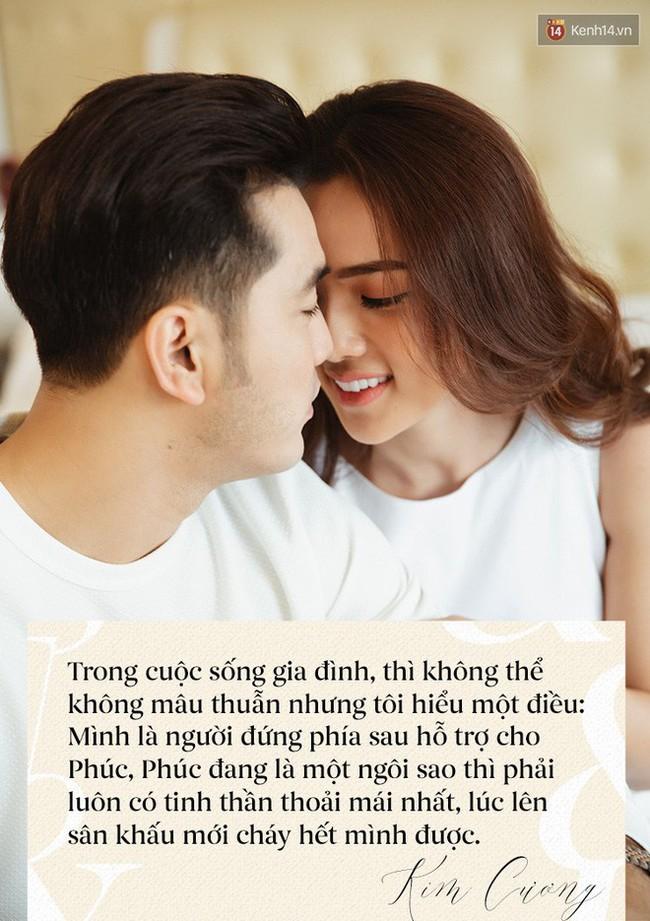 Ưng Hoàng Phúc - Kim Cương: Câu chuyện đẹp về cuộc hôn nhân 6 năm, vượt rào cản con chung, con riêng đến đám cưới - Ảnh 6.