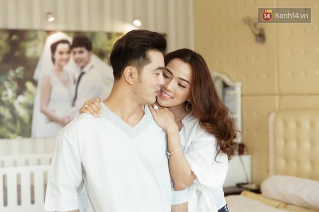 Ưng Hoàng Phúc - Kim Cương: Câu chuyện đẹp về cuộc hôn nhân 6 năm, vượt rào cản con chung, con riêng đến đám cưới - Ảnh 7.