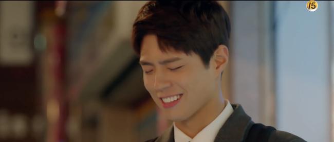 Chỉ vì hành động này của Song Hye Kyo mà Park Bo Gum tủm tỉm cười mãi dù cô đã đi xa - Ảnh 7.