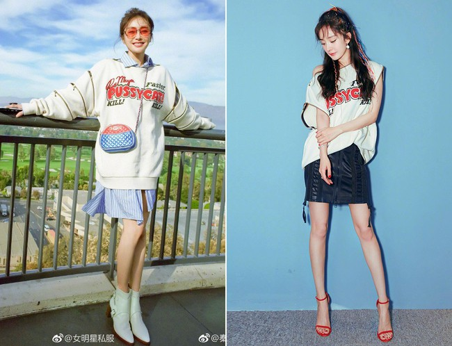 """Khi 2 Hoàng hậu đọ style: """"Phú Sát"""" Tần Lam chứng minh đẳng cấp bên """"Phù Dao"""" Dương Mịch khi hack tuổi tài tình - Ảnh 7."""