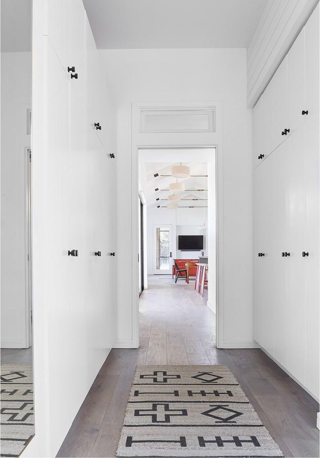 Trang trí lối hành lang chưa bao giờ là khó khi bạn có những bí kíp này trong tay - Ảnh 17.
