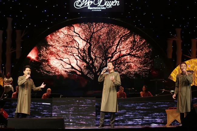 Phạm Phương Thảo cùng Thanh Lam, Trọng Tấn khiến khán giả cay mắt, hân hoan trong liveshow kỷ niệm 20 năm ca hát - Ảnh 9.