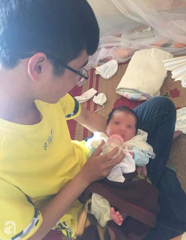 Nam sinh viên 19 tuổi kể chuyện giải cứu em bé khi người mẹ dùng thuốc kích đẻ rồi gọi điện nhờ giúp đỡ - Ảnh 4.