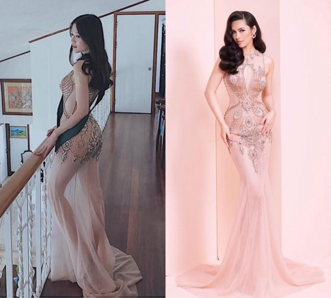 Ít ai ngờ rằng Phương Khánh đăng quang Miss Earth 2018 với vali toàn váy áo cũ của các Bông Hậu trước đó - Ảnh 8.