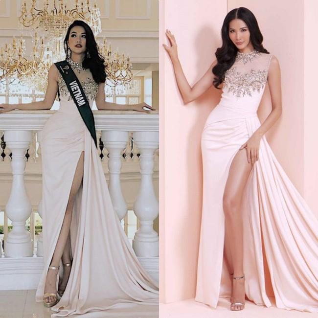 Ít ai ngờ rằng Phương Khánh đăng quang Miss Earth 2018 với vali toàn váy áo cũ của các Bông Hậu trước đó - Ảnh 6.