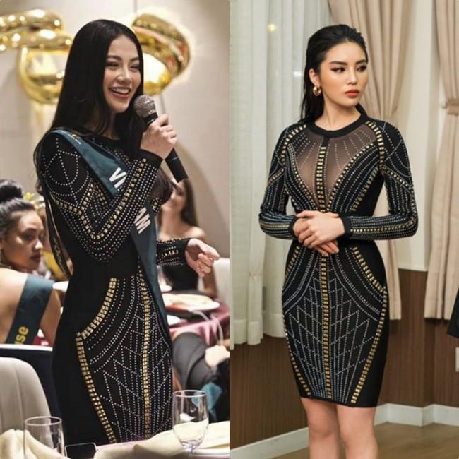 Ít ai ngờ rằng Phương Khánh đăng quang Miss Earth 2018 với vali toàn váy áo cũ của các Bông Hậu trước đó - Ảnh 1.