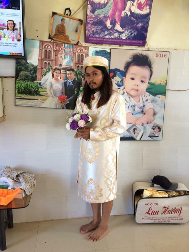 Lay vo duoc 2 nam, thanh nien
