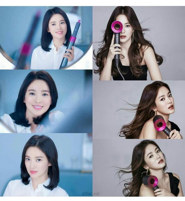Ngỡ rằng hình ảnh mới của Song Hye Kyo rất hoàn hảo nhưng netizen Trung cho rằng dáng lông mày đã khiến cô kém sắc - Ảnh 7.