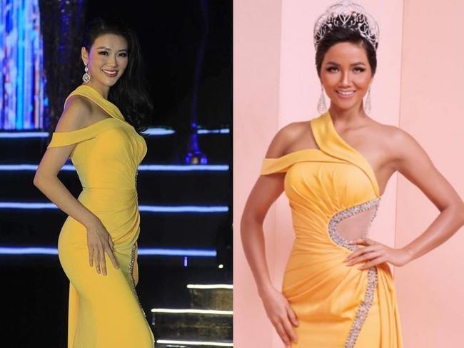 Ít ai ngờ rằng Phương Khánh đăng quang Miss Earth 2018 với vali toàn váy áo cũ của các Bông Hậu trước đó - Ảnh 3.