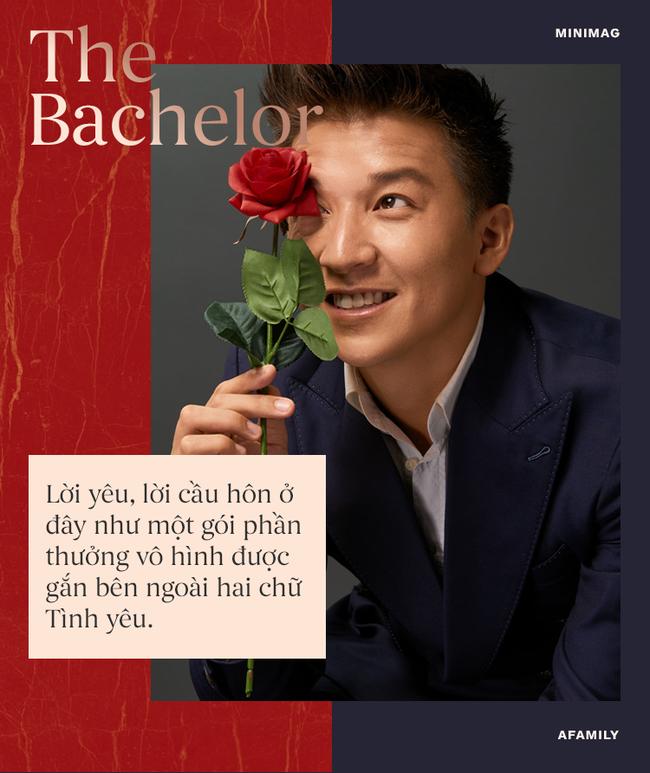 The Bachelor Việt Nam - Anh chàng độc thân: Tình yêu như kim cương, hàng au chỉ có một mà hàng fake thì rất nhiều - Ảnh 2.
