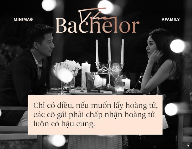 The Bachelor Việt Nam - Anh chàng độc thân: Tình yêu như kim cương, hàng au chỉ có một mà hàng fake thì rất nhiều - Ảnh 5.