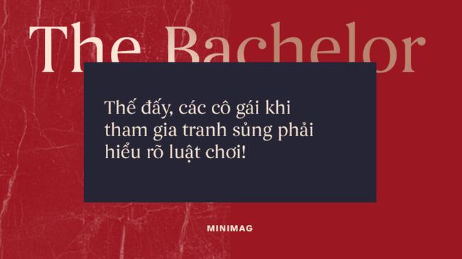 The Bachelor Việt Nam - Anh chàng độc thân: Tình yêu như kim cương, hàng au chỉ có một mà hàng fake thì rất nhiều - Ảnh 8.