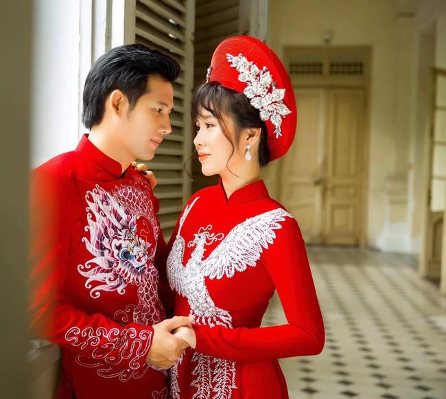 Lộ thêm ảnh cưới lung linh của Hương - Tường khiến fan Gạo nếp gạo tẻ càng như ngồi trên đống lửa! - Ảnh 1.