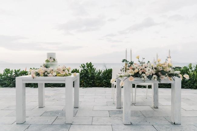 Bí mật của chiếc váy cưới và khoảnh khắc first look hạnh phúc ở đám cưới chất phát ngất do cô dâu tự tay trồng - Ảnh 7.