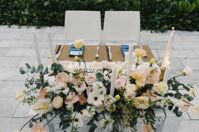 Bí mật của chiếc váy cưới và khoảnh khắc first look hạnh phúc ở đám cưới chất phát ngất do cô dâu tự tay trồng - Ảnh 5.
