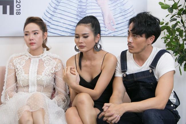 Minh Hằng bị thí sinh The Face phản pháo vì xúc phạm gia đình, khán giả đồng loạt ủng hộ  - Ảnh 6.
