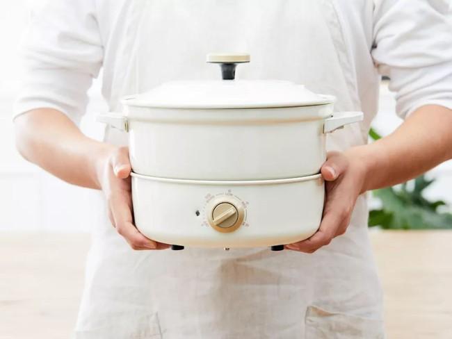 Nồi nấu đa năng đến từ Nhật có thể nấu, xào, chiên, thậm chí làm bánh, nhà nào cũng nên có 1 cái! - Ảnh 14.