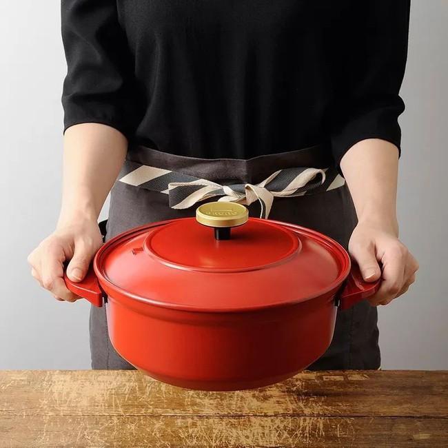 Nồi nấu đa năng đến từ Nhật có thể nấu, xào, chiên, thậm chí làm bánh, nhà nào cũng nên có 1 cái! - Ảnh 16.