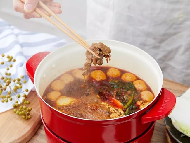 Nồi nấu đa năng đến từ Nhật có thể nấu, xào, chiên, thậm chí làm bánh, nhà nào cũng nên có 1 cái! - Ảnh 3.