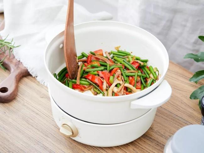 Nồi nấu đa năng đến từ Nhật có thể nấu, xào, chiên, thậm chí làm bánh, nhà nào cũng nên có 1 cái! - Ảnh 4.