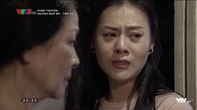 Cuối cùng Quỳnh Búp Bê đã có cảnh diễn xuất thần, khán giả khó tính cũng phải nghẹn ngào - Ảnh 4.