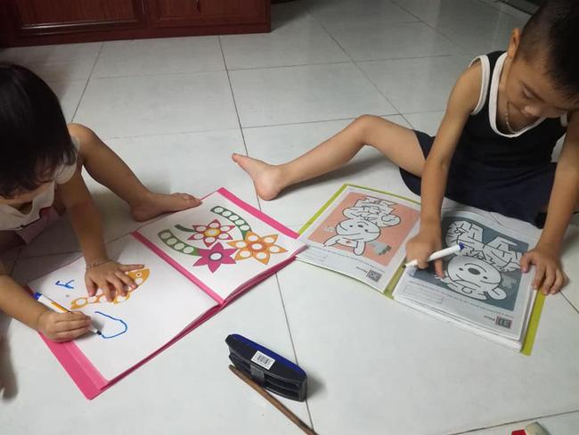 Học lỏm mẹ Hà Nội biến nhà thành bãi chiến trường, sáng tạo muôn vàn trò chơi cho con  - Ảnh 20.