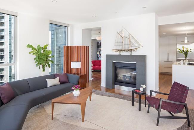 Ghế sofa cong - xu hướng nội thất đang làm mưa làm gió với sức hút không hề nhỏ - Ảnh 10.