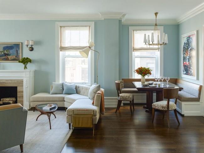 Ghế sofa cong - xu hướng nội thất đang làm mưa làm gió với sức hút không hề nhỏ - Ảnh 12.