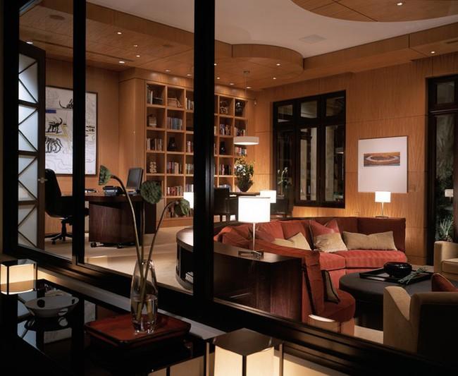 Ghế sofa cong - xu hướng nội thất đang làm mưa làm gió với sức hút không hề nhỏ - Ảnh 3.