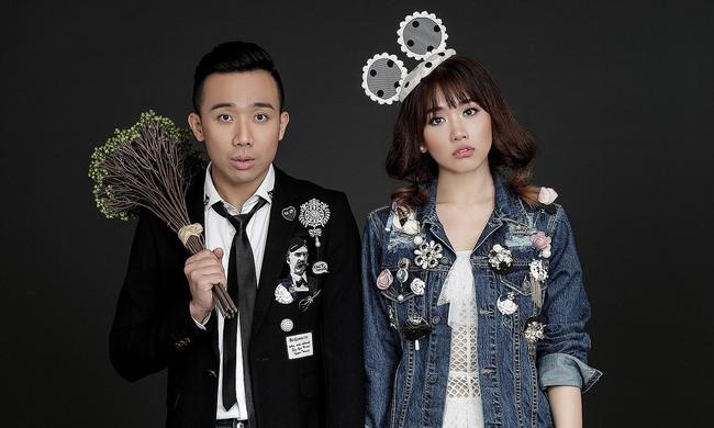 Có ai tình như vợ chồng Hari Won - Trấn Thành: Cùng tung dự án mới, cùng cameo cho đối phương - Ảnh 1.