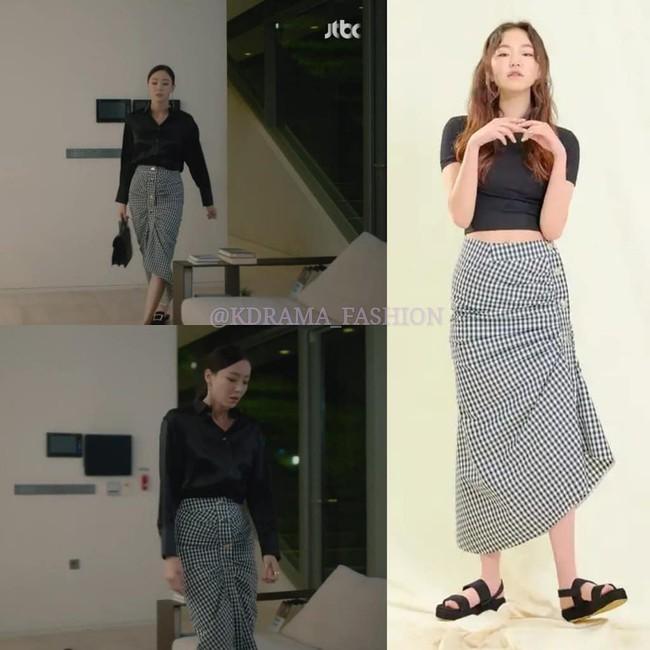 The Beauty Inside 2018: Mặt đẹp, dáng chuẩn, Lee Da Hee diện đồ sang hơn người mẫu gấp 10 lần - Ảnh 8.